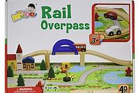 """Іграшка деревяна """"Автодорога"""", Развивающая игрушка """"Автодорога"""", фото 5"""