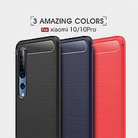 TPU чехол накладка Urban для Xiaomi Mi 10 (3 цвета)