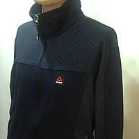 Мужской весенний спортивный костюм в стиле Reebok (большой размер) 56 / 58 / 60 / 62 / 64 р.