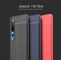 TPU чехол накладка Tiger для Xiaomi Mi 10 (3 цвета)