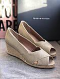 Летние открытые туфли бренд tommy hilfiger, фото 4