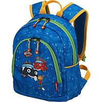 Рюкзак детский Travelite Heroes Of The City синий TL081686-20