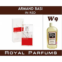 «In Red» от Armand Basi. Духи на разлив Royal Parfums