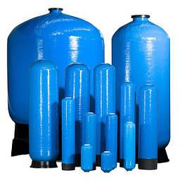 Корпуси фільтрів, балони / колони для Систем Очищення Води