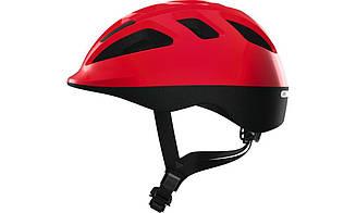 Велошолом Abus Smooty 2.0 Shiny Red