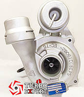 Турбина Renault Clio III 1.5 DCI 86 HP 54359700029, 54359880012, K9K, 8200889694, 8200392656, 2005+