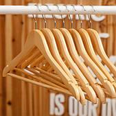 Деревянные плечики для одежды всех типов