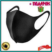 Многоразовая питта-маска для лица, маски,(ЛАЙТ) весенний вариант,Маска защитная фильтрующая многоразовая