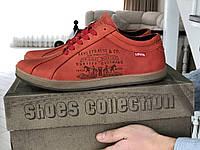 Мужская обувь Levis, теракотовые