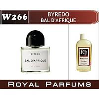 «Bal D'Afrique» от Byredo. Духи на разлив Royal Parfums