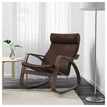 Крісла з комбінованої шкіри