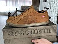 Мужская обувь Levis, рыжие
