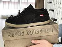 Мужская обувь Levis, черные