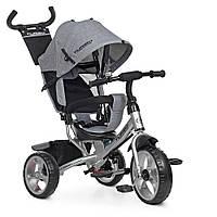 Детский трехколесный велосипед Turbo Trike M 3113-19