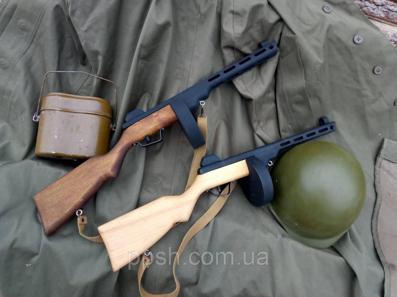 ППШ-41 з дерева (елітна модель)