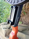 Кулемет Дегтярьова з дерева дитячий, фото 6