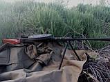 Кулемет Дегтярьова з дерева дитячий, фото 4
