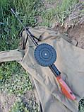 Кулемет Дегтярьова з дерева дитячий, фото 2