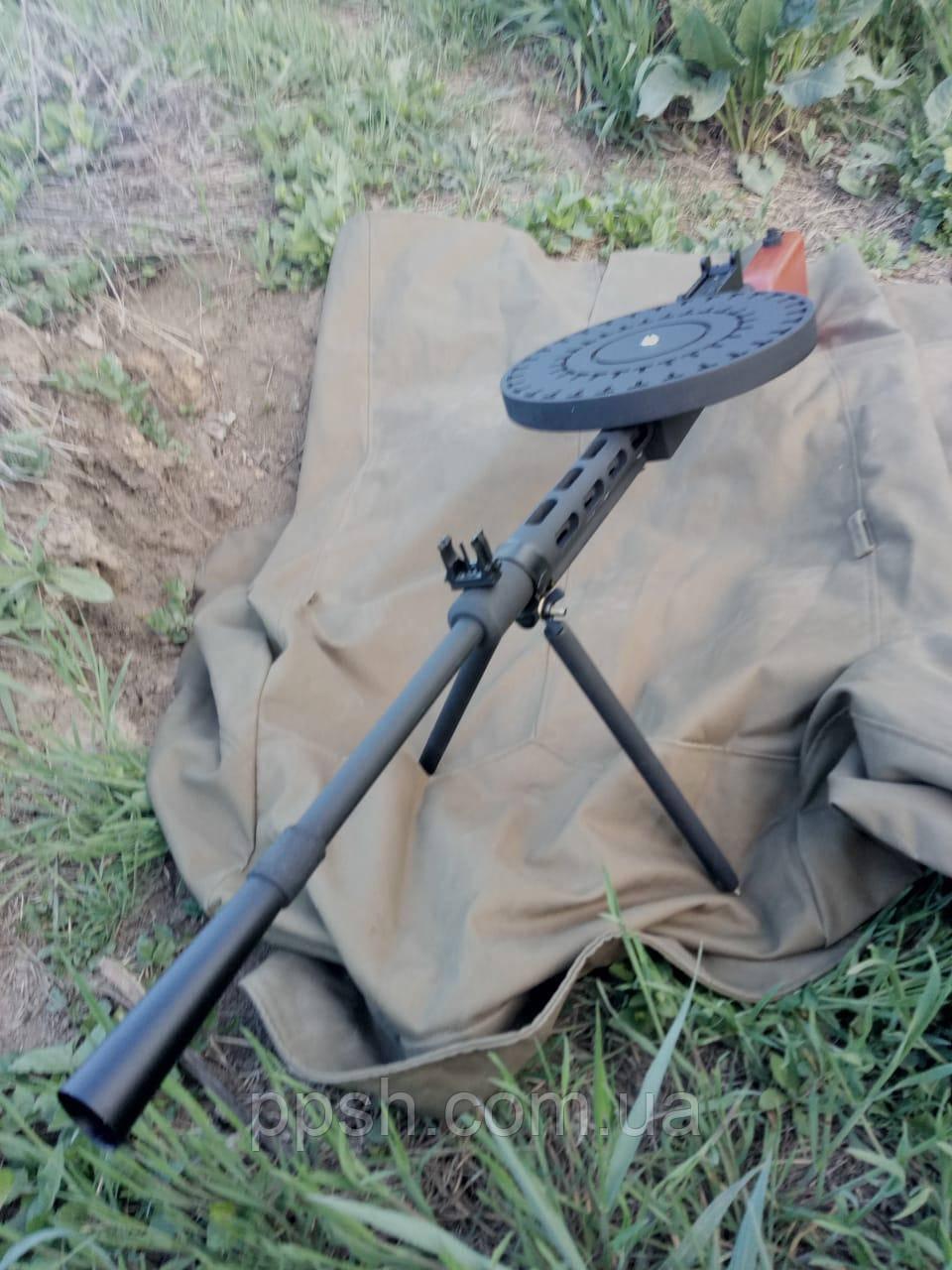 Кулемет Дегтярьова з дерева дитячий