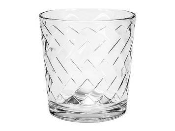 "Набір стаканів скло ""Етюд"" (6шт) 250мл (Gallery) №05c1243У/3305/Галерея/(6)"