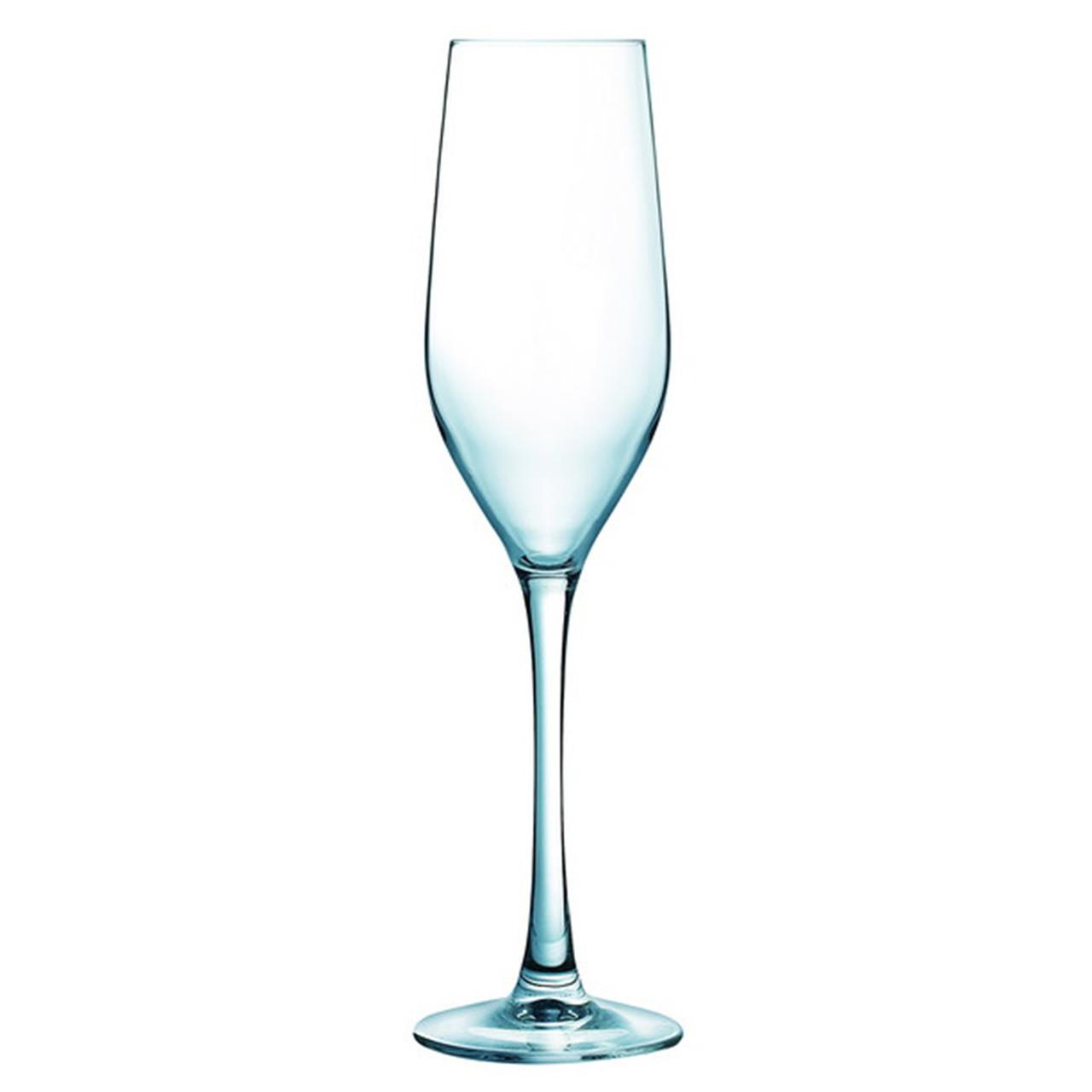 """Набір келихів скло """"Luminarc. Celeste"""" (6шт) 160мл (шампанське) №26920/L5829(4)"""