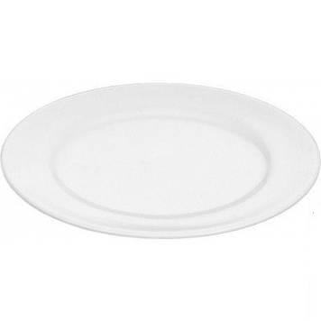 Тарілка фарфор. десерт. цілий. 18см №WL-991005/0056/Wilmax/(12)