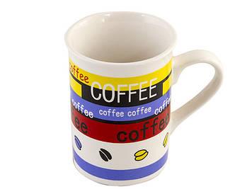 """Чашка керам. 250мл """"Кава"""" №208/S&T/(12)(48)"""