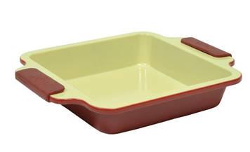 """Форма для випічки """"Krauff"""" 27х21,5х4,2см прямокут.з керам. покриттям №26-203-053"""