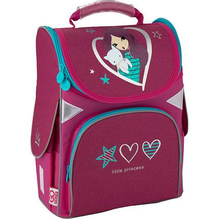Рюкзак GoPack Education каркасний Little princess GO20-5001S-3, фото 2