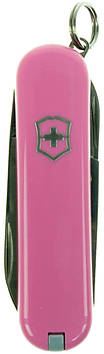 """Ніж """"Victorinox Classic"""" SD 58мм/7функц./рожевий №Vx06223.51"""