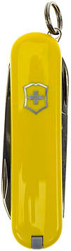 "Ніж ""Victorinox Classic"" SD 58мм/7функц./жовтий №Vx06223.8"