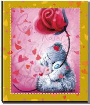 "Фотоальбом ""EVG"" 30sheet S29x32/5913 Baby rose"