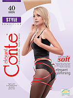 Корректирующие колготки Conte Style 40 DEN