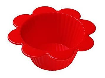 Форма для випічки кекса силікон  №7113/Empire/