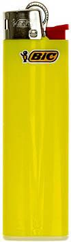 """Запальничка кремн. """"Bic"""" J23 Слім асорті №969155(50)(600)"""
