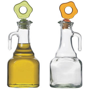 "Пляшка для олії скло ""Herevin  Milas"" 275мл №03002/151050-000(18)"