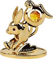 "Сувенір ""Кролик"" №0343-001/Cristocraft/"
