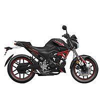 Мотоцикл Lifan SR200 Чорний, фото 1