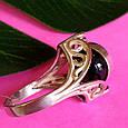 Серебряное кольцо Инь-Янь - Кольцо из серебра День-Ночь, фото 8