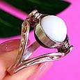 Серебряное кольцо Инь-Янь - Кольцо из серебра День-Ночь, фото 3