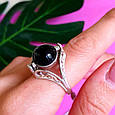 Серебряное кольцо Инь-Янь - Кольцо из серебра День-Ночь, фото 6