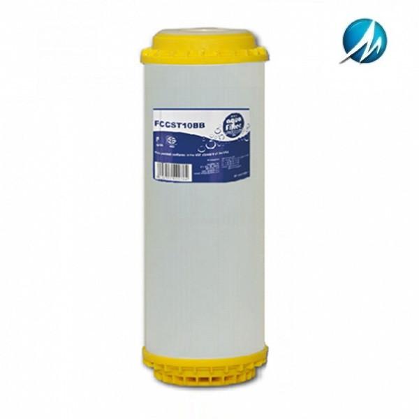 Картридж с ионообменным гранулатом Aquafilter DIAION FCCST10BB