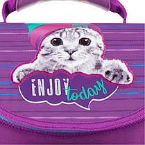 Рюкзак GoPack Education каркасний Funny cat  GO20-5001S-5., фото 3