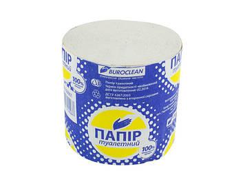 """Туалетний папір """"Buroclean"""" сір. №10100001(8)(48)"""