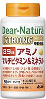 Аминокислоты, витамины и минералы Asahi Dear-Natura Strong39 Amino Multi Vitamin Mineral на 100 дней