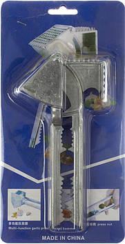 Часникодавка метал. №R86829(144)