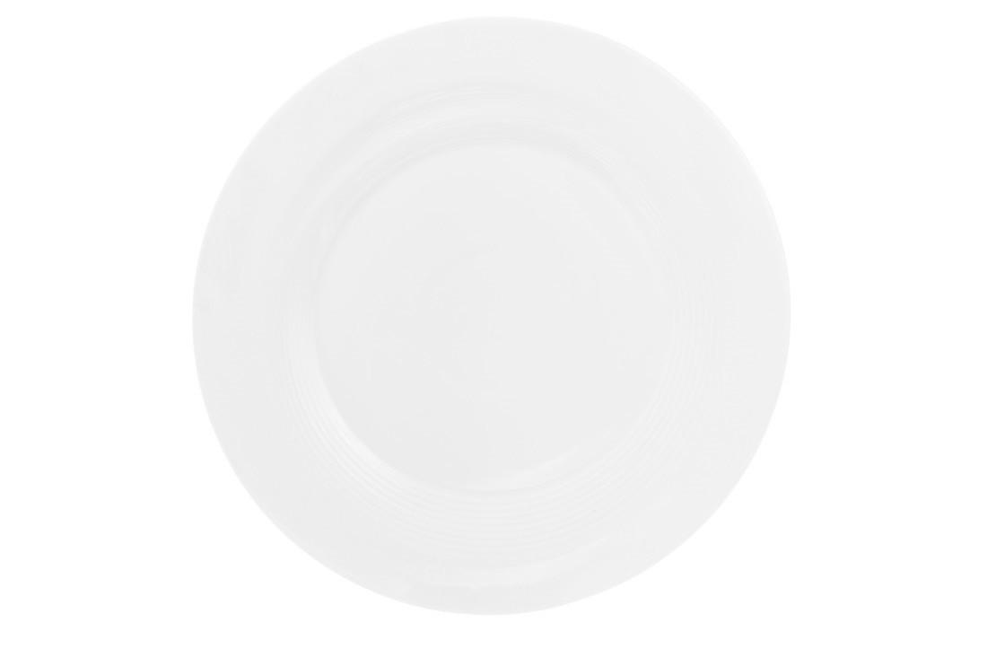 Тарілка обідня керам. 30см біла №988-171/Bonadi/(4)(20)