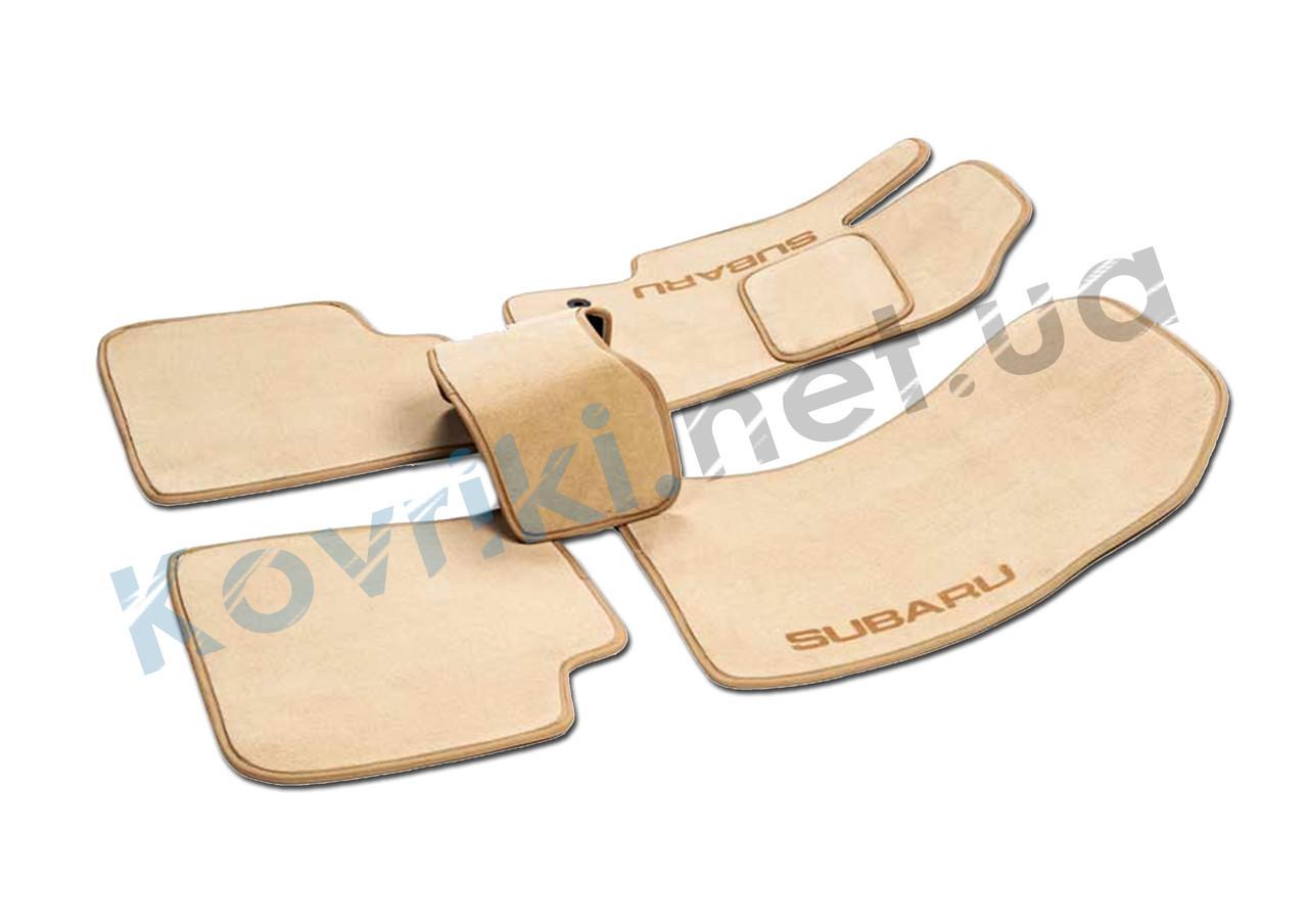 Велюровые (тканевые) коврики в салон ЗАЗ Sens hatchback T100
