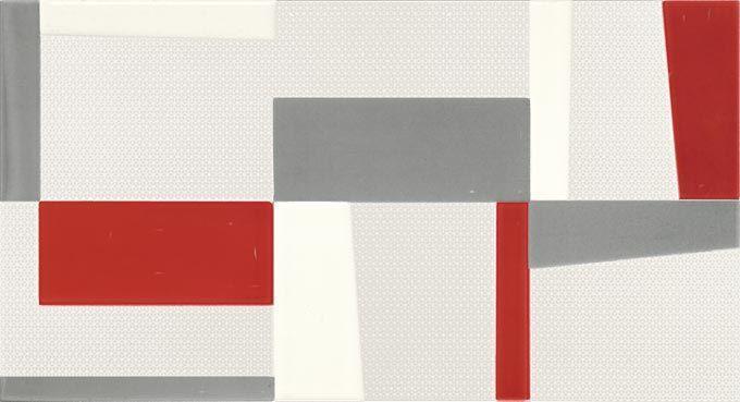 Декор Fanal (32.5х60) CUBE BLANCO
