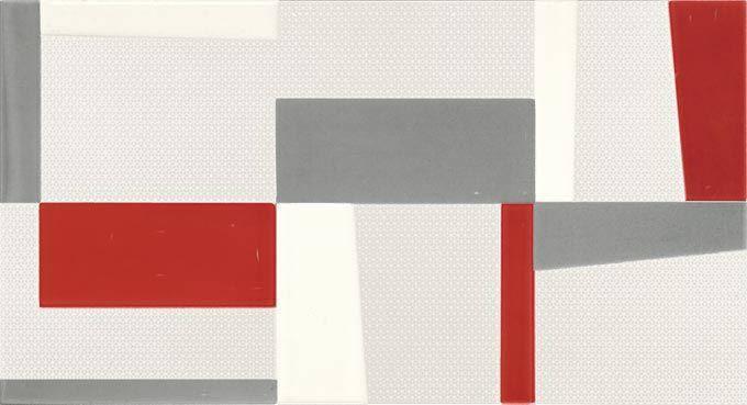 Декор Fanal (32.5х60) CUBE BLANCO, фото 2